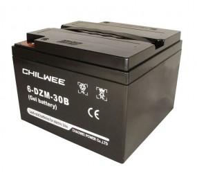 GEL аккумулятор CHILWEE: 12В-34А/ч (С5)