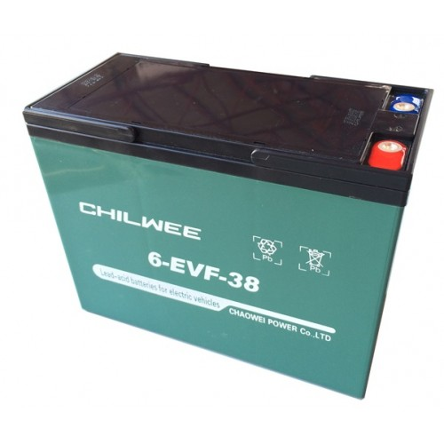 GEL аккумулятор CHILWEE: 12В-40А/ч (С5)