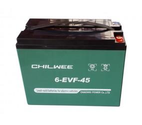 GEL аккумулятор CHILWEE: 12В-47А/ч (С5)