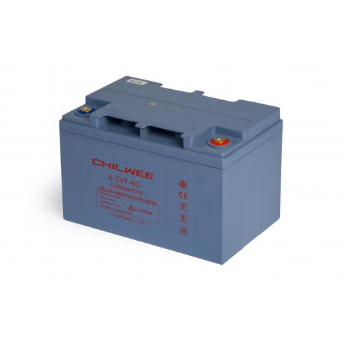 GEL аккумулятор CHILWEE: 12В-66А/ч (С5)