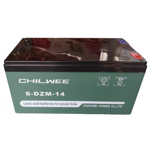 GEL аккумулятор CHILWEE: 16В-16А/ч (С5)