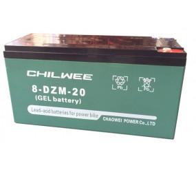 GEL аккумулятор CHILWEE: 16В-24А/ч (С5)