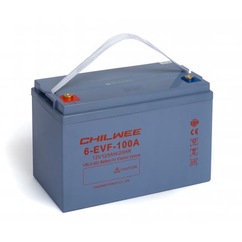 GEL аккумулятор CHILWEE: 8В-160А/ч (С5)