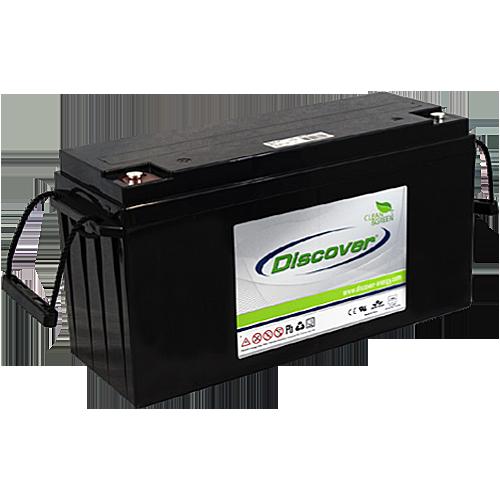 AGM (Dry Cell)  аккумулятор Discover: 12В-140А/ч (С5)