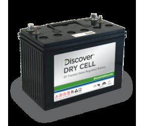 AGM (Dry Cell)  аккумулятор Discover: 12В-22А/ч (С5)