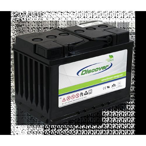 AGM (Dry Cell)  аккумулятор Discover: 12В-60А/ч (С5)