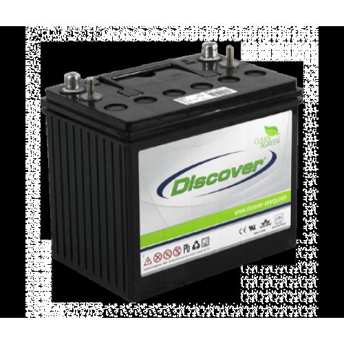 AGM (Dry Cell)  аккумулятор Discover: 12В-72А/ч (С5)