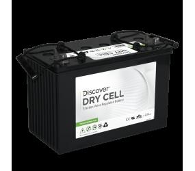 AGM (Dry Cell)  аккумулятор Discover: 12В-96А/ч (С5)
