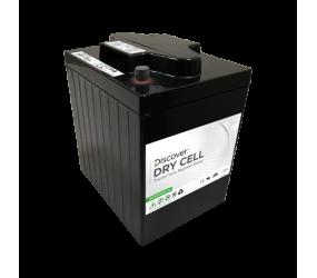 AGM (Dry Cell)  аккумулятор Discover: 6В-195А/ч (С5)