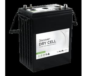 AGM (Dry Cell)  аккумулятор Discover: 6В-285А/ч (С5)