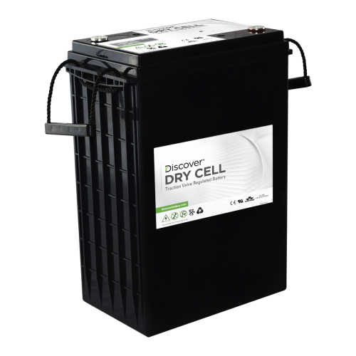 AGM (Dry Cell)  аккумулятор Discover: 6В-335А/ч (С5)
