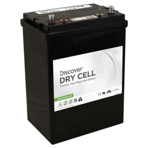 AGM (Dry Cell)  аккумулятор Discover: 8В-195А/ч (С5)