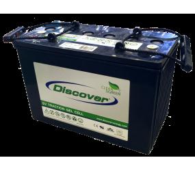 GEL аккумулятор Discover: 12В-80А/ч (С5)