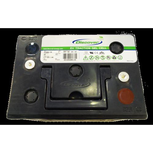 GEL аккумулятор Discover: 6В-167А/ч (С5)