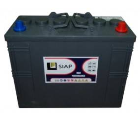 GEL-аккумулятор SIAP: 12В-105А/ч (С5)