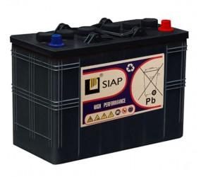 GEL-аккумулятор SIAP: 12В-65А/ч (С5)