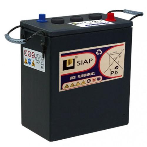 GEL-аккумулятор SIAP: 6В-250А/ч (С5)