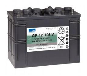 GEL аккумулятор Sonnenschein: 12В-105А/ч (С5)