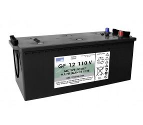 GEL аккумулятор Sonnenschein: 12В-110А/ч (С5)