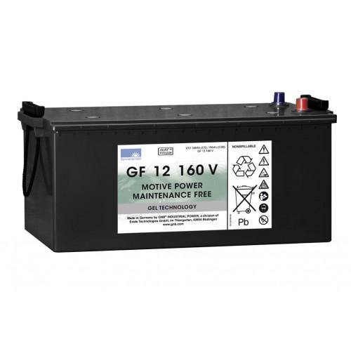 GEL аккумулятор Sonnenschein: 12В-160А/ч (С5)