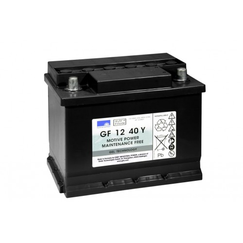 GEL аккумулятор Sonnenschein: 12В-40А/ч (С5)