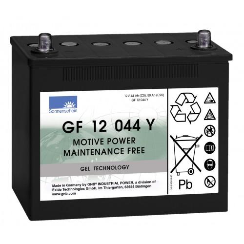GEL аккумулятор Sonnenschein: 12В-44А/ч (С5)
