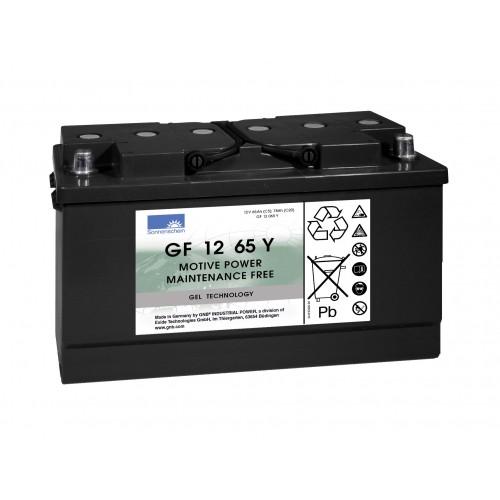 GEL аккумулятор Sonnenschein: 12В-65А/ч (С5)