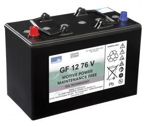 GEL аккумулятор Sonnenschein: 12В-76А/ч (С5)