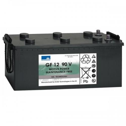 GEL аккумулятор Sonnenschein: 12В-90А/ч (С5)