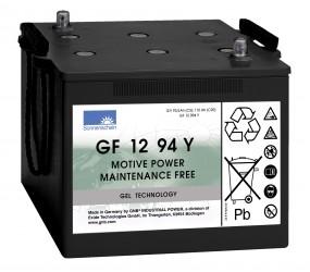 GEL аккумулятор Sonnenschein: 12В-94А/ч (С5)