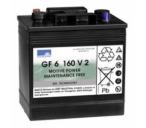 GEL аккумулятор Sonnenschein: 6В-160А/ч (С5)