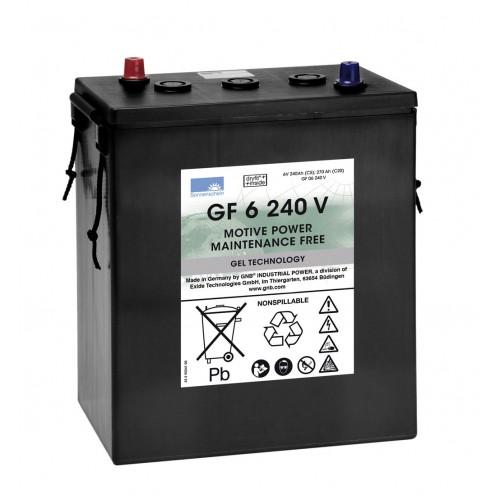 GEL аккумулятор Sonnenschein: 6В-240А/ч (С5)