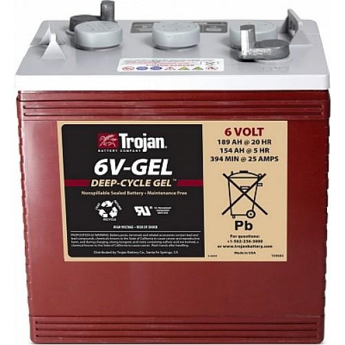 GEL аккумулятор Trojan: 6В-154А/ч (С5)