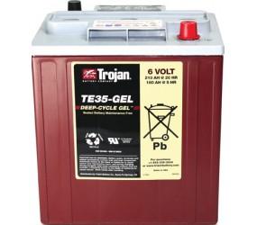 GEL аккумулятор Trojan: 6В-180А/ч (С5)