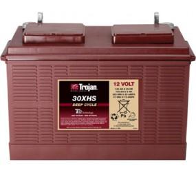 WET аккумулятор Trojan: 12В-105А/ч (С5)