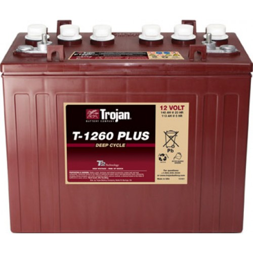WET аккумулятор Trojan: 12В-113А/ч (С5)