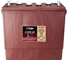 WET аккумулятор Trojan: 12В-144А/ч (С5)