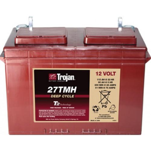 WET аккумулятор Trojan: 12В-95А/ч (С5)
