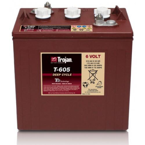 WET аккумулятор Trojan: 6В-175А/ч (С5)