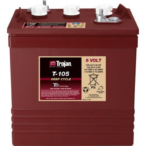 WET аккумулятор Trojan: 6В-185А/ч (С5)