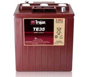 WET аккумулятор Trojan: 6В-200А/ч (С5)