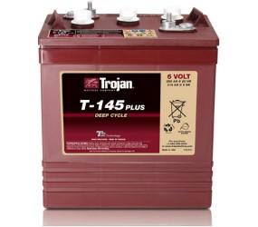 WET аккумулятор Trojan: 6В-215А/ч (С5)