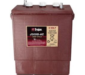 WET аккумулятор Trojan: 6В-258А/ч (С5)