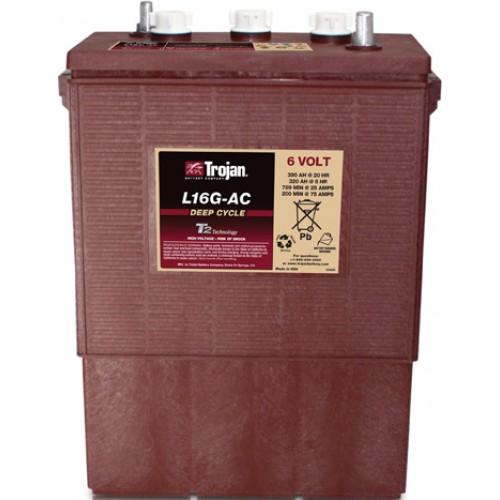 WET аккумулятор Trojan: 6В-320А/ч (С5)