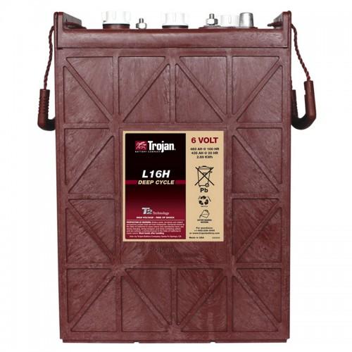 WET аккумулятор Trojan: 6В-357А/ч (С5)