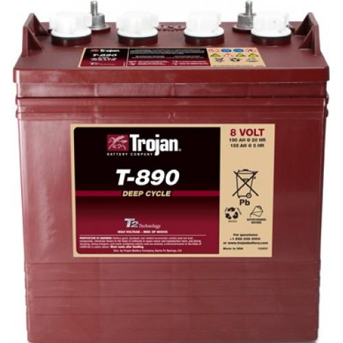WET аккумулятор Trojan: 8В-155А/ч (С5)