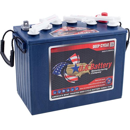 WET аккумулятор US Battery: 12В-122А/ч (С5)