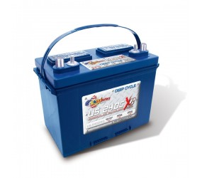 WET аккумулятор US Battery: 12В-69А/ч (С5)