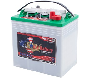WET аккумулятор US Battery: 6В-198А/ч (С5)
