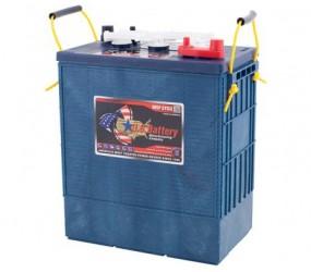 WET аккумулятор US Battery: 6В-283А/ч (С5)